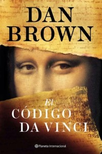 La Novela El Codigo Da Vinci Escrita por Dan Brown