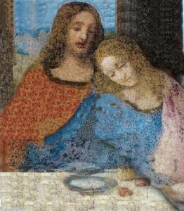 Jesús y Maria Magdalena