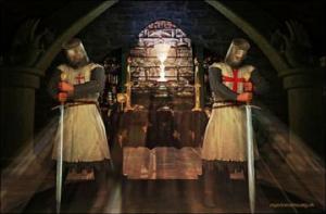 Templarios y el santo grial