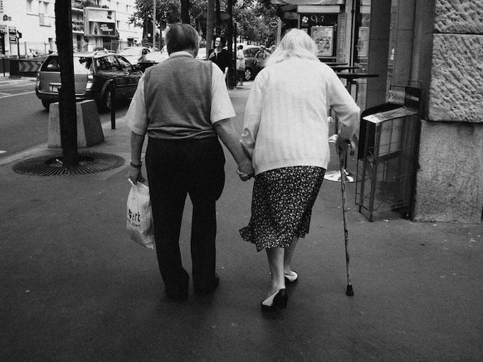 Mayor manos amor tiempos
