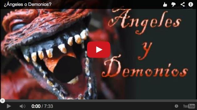 estudio bíblico, ¿ángeles y demonios?