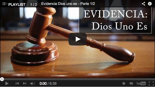 estudio bíblico, Dios uno es - evidencia que Dios no es hombre