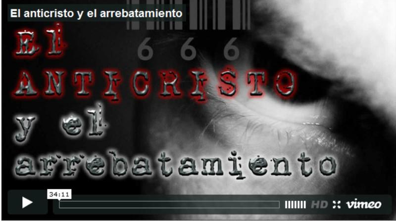 El anticristo y el arrebatamiento - CaminoLuz.orgCaminoLuz.org