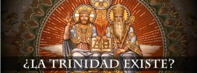 ¿La Trinidad, existe?